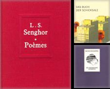 Afrikanische Literatur Sammlung erstellt von Antiquariat Lenzen