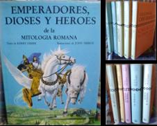 Antigua Roma Sammlung erstellt von Libros Dickens
