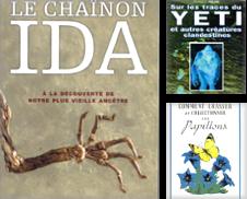 Anthropologie, Paléontologie, Zoologie Proposé par Eratoclio