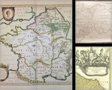 Alte Landkarten Sammlung erstellt von Altstadt Antiquariat M. Weiers
