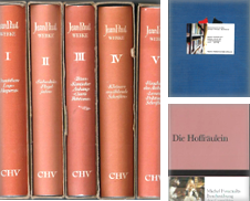 Belletristik Sammlung erstellt von Bücherhandel-im-Netz/Versandantiquariat