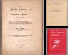 Altertum Sammlung erstellt von Kunze, Gernot, Versandantiquariat