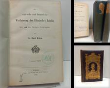 Antike Sammlung erstellt von Antiquariat Langguth - lesenhilft