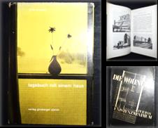 Architektur Sammlung erstellt von Antiquariat Haufe & Lutz
