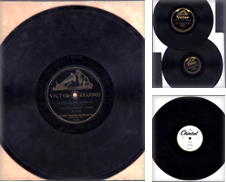 78 Rpm Records Curated by Cat's Curiosities