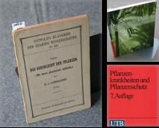 Botanik Sammlung erstellt von Antiquariat Hubertus von Somogyi-Erdödy