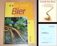 Essen Sammlung erstellt von Versandantiquariat E.Rosa Neuhäusel
