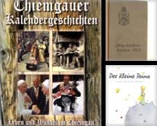 Almanache Sammlung erstellt von Büchergarage