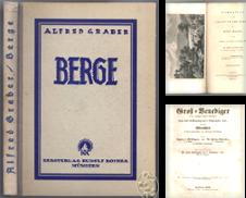 Alpinismus Sammlung erstellt von Antiquariat Burgverlag