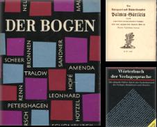 Buchwesen Sammlung erstellt von Flügel & Sohn GmbH