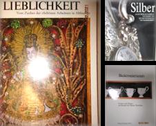 Antiquitäten Sammlung erstellt von Antiquariat Heubeck