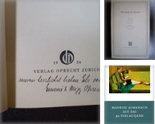 Anthologien Sammlung erstellt von Buchfink Das fahrende Antiquariat