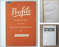 Deutsche Literatur des 20. Jahrhunderts Sammlung erstellt von Lichterfelder Antiquariat