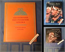 Afrika Sammlung erstellt von Antiquariat BehnkeBuch