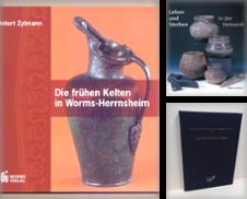 Archäologie Sammlung erstellt von Antiquariat Wirthwein - Die Wortfreunde