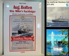 Deutsche Reedereien Sammlung erstellt von Hans-Joachim Hünteler