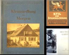 Architektur und Bauwesen Sammlung erstellt von Schweriner Antiquariat