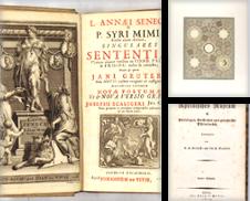 Altertumswissenschaften Sammlung erstellt von Antiquariat Peter Fritzen