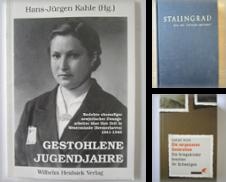 2. Weltkrieg Sammlung erstellt von Antiquariat Gisa Hinrichsen