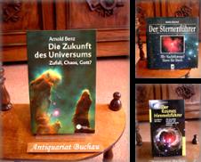 Astronomie Sammlung erstellt von Antiquariat Buchau