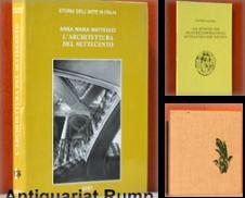 Architektur Sammlung erstellt von Antiquariat Rump