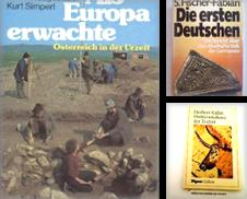 Archäologie Sammlung erstellt von Antiquariat Buchtip Vera Eder