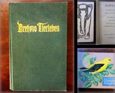 Fauna & Flora Sammlung erstellt von Buchhandlung Euchler & Antiquariat