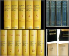 A 01 Theolog Nachschlage- u. Sammelwerke Sammlung erstellt von Antiquariat Lehmann-Dronke