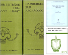 Archäologie Sammlung erstellt von Versandantiquariat Sylvia Laue