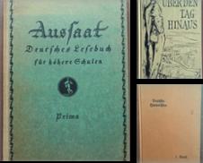 Anthologien Sammlung erstellt von buch-radel