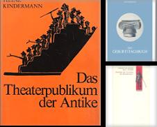 Altertumswissenschaften Sammlung erstellt von Latina Lavapies Antiquariat