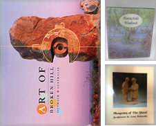 Art Curated by Bendigo Book Mark 2