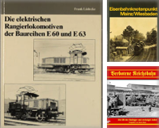 Eisenbahn Sammlung erstellt von Peters Buchkontor