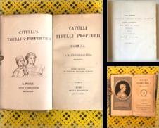 Classics & Antiquity Sammlung erstellt von Unsworth's Booksellers, ILAB, ABA, PBFA.
