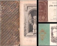 Almanache und Taschenbücher Sammlung erstellt von Antiquariat Heinz Tessin