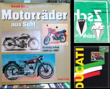 Automobil, Motorrad Sammlung erstellt von Antiquariat Torsten Bernhardt eK