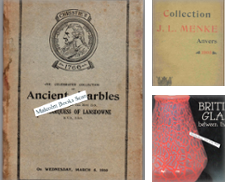 Antiques Curated by Malcolm Books