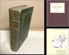 """Bibliophilie und illustrierte Bücher Sammlung erstellt von Antiquariat """"Der Büchergärtner"""""""