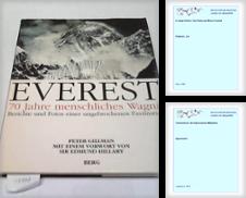 Alpinistik Sammlung erstellt von Celler Versandantiquariat