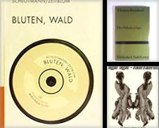 Literatur Sammlung erstellt von Versandantiquariat Wieden