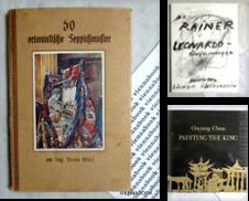Ausstellungskataloge Sammlung erstellt von viennabook Marc Podhorsky e. U.