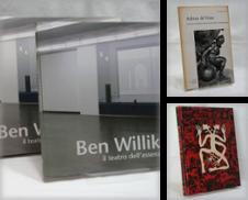Bildende Kunst Sammlung erstellt von Antiquariat Wilder - Preise inkl. MwSt.