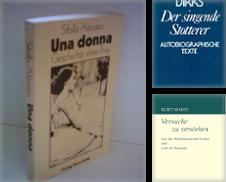 Autobiographische Schriften Sammlung erstellt von TAIXTARCHIV Johannes Krings