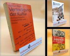 3. Reich Sammlung erstellt von Roland Antiquariat UG haftungsbeschränkt