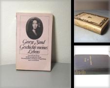 Autobiographie Sammlung erstellt von Bücherdienst