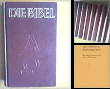 Bibelwissenschaften Sammlung erstellt von Buch-Galerie Silvia Umla