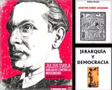Julius Evola de LIBROPOLIS