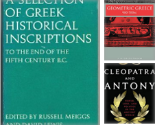 Ancient History Curated by Gleebooks