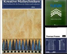 Architektur Sammlung erstellt von Antiquariat KAMAS