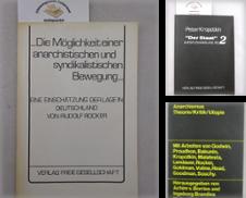 Anarchismus Sammlung erstellt von Chiemgauer Internet Antiquariat